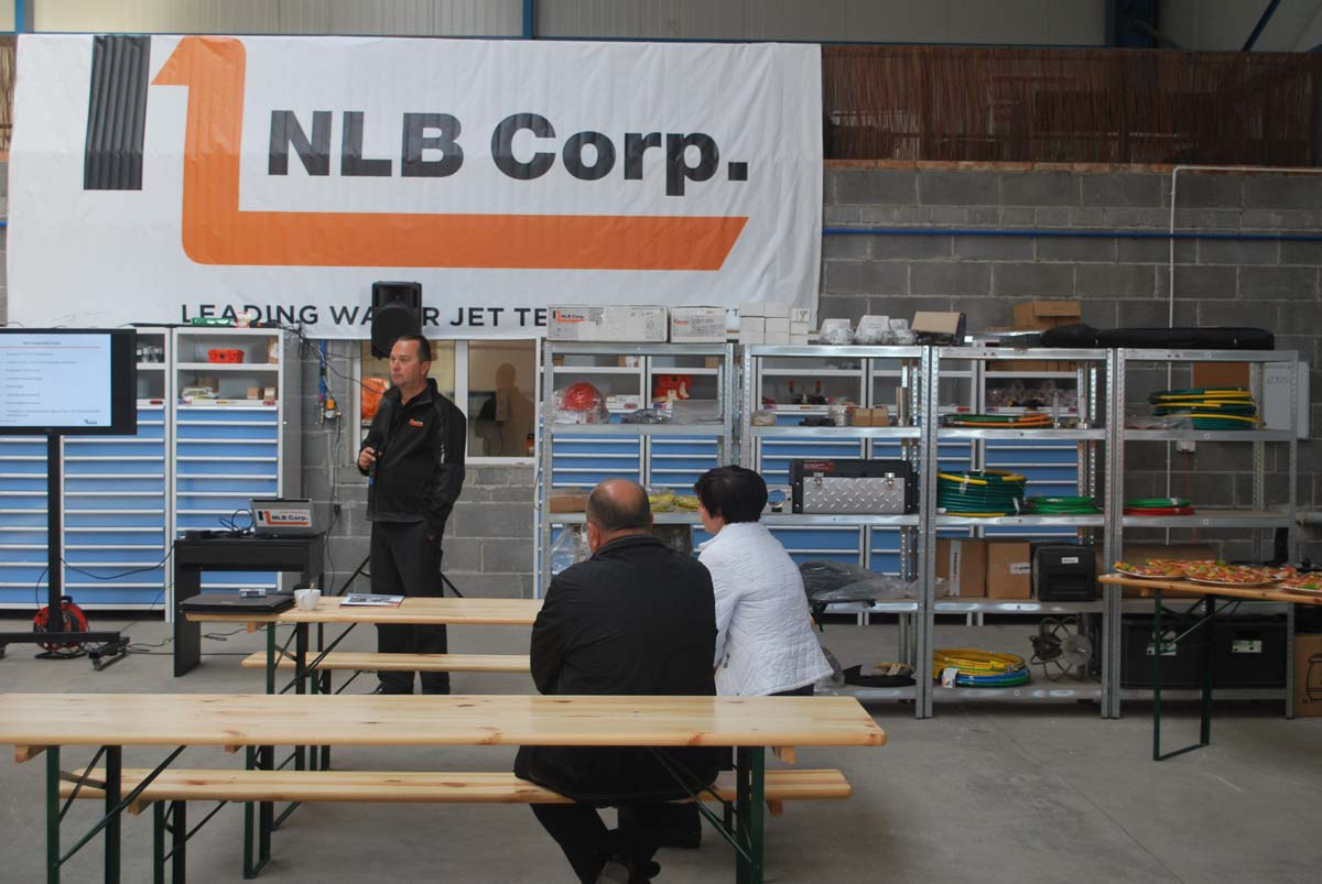 NLB Open Days, Baniocha, 2016